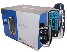 Code Alarm CA1551 Car Alarm / keyless entry 2-way LCD