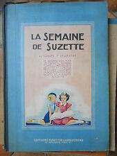 2051 La Semaine de Suzette. 40 ème année de janvier à juin 1949 Collectif