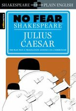 Julius Caesar (No Fear Shakespeare) by SparkNotes, (Paperback), SparkNotes , New