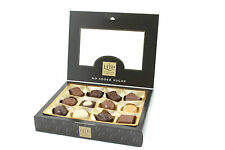 "FINEST BOX LUXURY BELGIAN CHOCOLATES WITH ""NO ADDED SUGAR"" DIABETIC FRIENDLY"