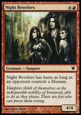 4x Festaioli Notturni - Night Revelers MTG MAGIC Innistrad Ita