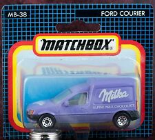 Matchbox MB 38 International Ford Courier Milka China Casting MOC 1993