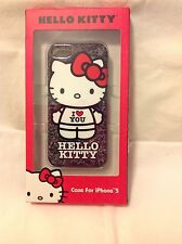 Hello Kitty  Phone Case for IPhone 5 NEW in box black