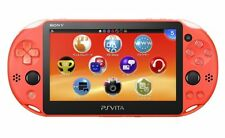 Sony Playstation Vita - PS Vita - New Slim Model - PCH-2006 (Orange) NEW!!