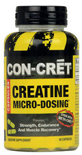Con-Cret   PURE CONCENTRATED CREATINE HCI  48 ct Capsules