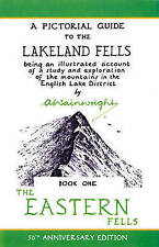 Eastern Fells: Pictorial Guides to the Lakeland Fells Book by Alfred Wainwright