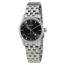 Mido Baroncelli II Automatic Grey Dial Ladies Watch M76004131
