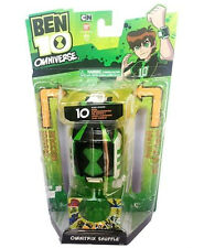 Bandai Ben 10 Omniverse OMNITRIX SHUFFLE Light & Sounds Watch NEW