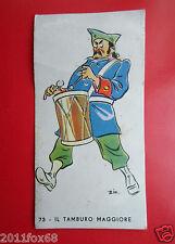 figurines figurine i 4 moschettieri 73 il tamburo maggiore perugina buitoni 1936