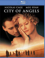City of Angels (Blu-ray Disc, 2014) - NEW!!