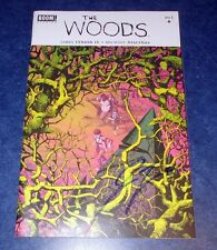 THE WOODS #1 signed 1st print JAMES TYNION IV BOOM STUDIOS COMIC 2014 low print