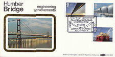 25 MAY 1983 ENGINEERING ACHIEVEMENTS BENHAM BLS 3 FIRST DAY COVER BARTON SHS (a)