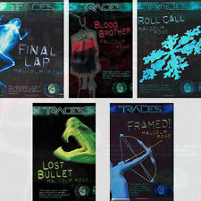 Traces Luke Harding Collection By Malcolm Rose 5 Books Set Blood Brother New