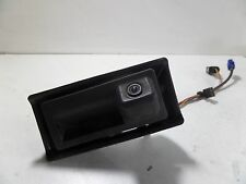 VW Jetta GLI Trunk Mounted Reverse Camera Trim MK6 OEM 5C6 827 566