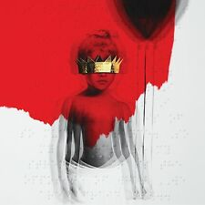 Rihanna - Anti 2016 CD [Deluxe] [PA] Explicit CD New Sealed