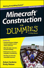 Minecraft Construction For Dummies (For Dummies (Computer/Tech)), Nelson, Emily,
