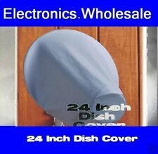 "NEW 24"" SATELLITE  DISH COVER FOR 24"" DISH"