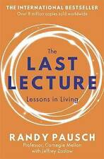 The Last Lecture, Randy Pausch