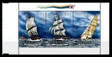 Christoph Kolumbus und Segelschiffe. Block (H-Bl.). Schweden 1992