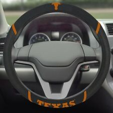 Texas Longhorns Embroidered Steering Wheel Cover