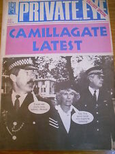 PRIVATE EYE MAGAZINE NUMBER812 JAN 93 PHONE HACKING CAMILLAGATE LATEST