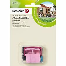 Schleich Equestrian Grooming Set World Of Nature Accessories 42114