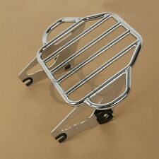 Two Up Tour Pak Mount Luggage Rack For Harley Street Glide Road Glide FLHX FLTR