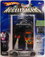 2005 HOT WHEELS ACCELERACERS SILENCERZ COVELIGHT 6 OF 9 FROM FACTORY SET VHTF