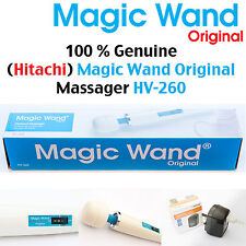 Genuine HITACHI BACCHETTA MAGICA ORIGINALE ☆ ☆ FULL BODY MASSAGGIATORE ☆ discreto consegna ☆