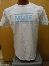 Mens Unisex Muse Resistance Concert Tour Shirt XL