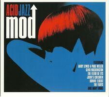 ACID JAZZ MOD - 2 CD BOX SET - MERCY, WAIT FOR ME & MORE - VARIOUS ARTISTS