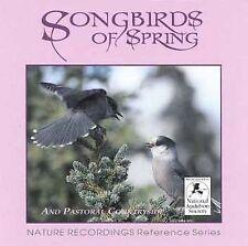 RICHARD HOOPER - Nature Recordings: Song Birds Of... CD ** Like New / Mint **