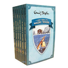 Enid Blyton Malory Towers Collection 6 Books Set