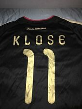 Miroslav Klose #11 Germany 2010 FIFA World Cup Adidas Jersey Men's Size Small