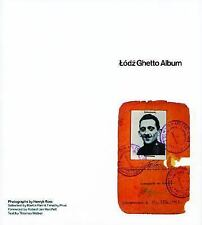 Henryk Ross: Lodz Ghetto Album-ExLibrary