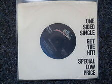 Michael Jackson - The girl is mine US 7'' Single ONE SIDED LIMITED EDITION