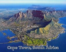 South Africa - CAPE TOWN - Travel Souvenir FRIDGE MAGNET