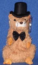 TY PUNXSUTAWNEY PHIL 2004 GROUNDHOG BEANIE BABY - MINT TAGS - COC PA EXCLUSIVE