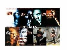 24 ~ Complete Series ~ Season 1-8 (1 2 3 4 5 6 7 8 + MOVIE) ~ BRAND NEW DVD SETS