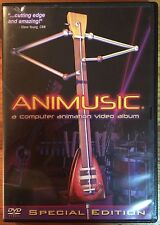Animusic: A Computer Animation Video Album (DVD, 2004, Special Edition)
