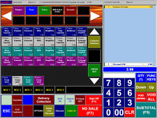 Epos4U PoS Software for Takeways,Pizza,Kebab,Fish'n'chips,Delivery & Collection