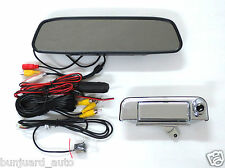 TAILGATE HANDLE CAMERA WITH REAR VIEW MIRROR TOYOTA HILUX MK6 MK7 SR5 INVINCIBLE