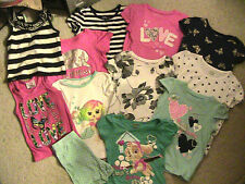 Baby Girl Old Navy Carter's Children's Place Shirt Top Shorts Pajama Lot-Size 3T