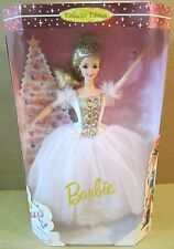 Sugar Plum Fairy Barbie Doll in The Nutcracker Classic Ballet Series 1st Edition