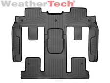 WeatherTech® FloorLiner for Buick Enclave w/Buck - 2008-2015 - 2nd/3rd Row-Black