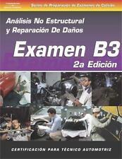 Examen B3: Análisis No Estructural y Reparación De Dan&#-ExLibrary