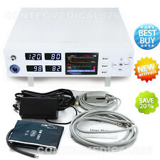 CMS5000 ICU Patient Monitor Vital Signs Monitor NIBP SPO2 Pulse Rate TFT LCD, CE