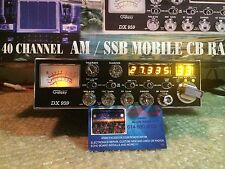 Galaxy 959, Amber Displays,Mosfet Finals,With Connex Turbo Echo,New Cb Radio