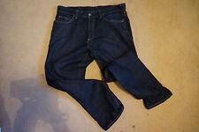 Carhartt Texas Pantalón Azul Denim Jeans para hombre 34W X 32L