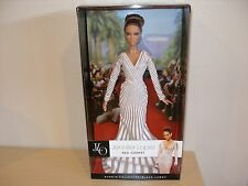 2013 JENNIFER LOPEZ RED CARPET DOLL BARBIE COLLECTOR BLACK LABEL